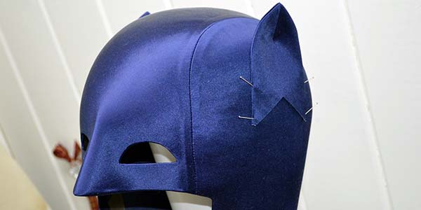 here s how to make a perfect replica of the 1966 batman cowl